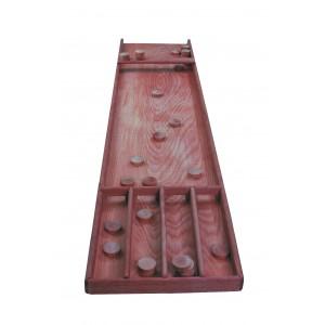 Holz-Bi-Ba-Butze Shuffle-Board