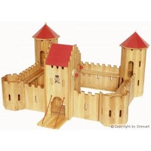 Drewart Kastell MAXI - Holzspielzeug Profi