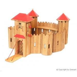 Drewart Mittelgroße Festung rot