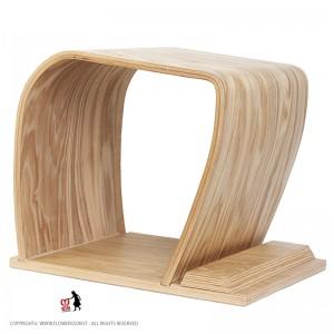 Flowerssori Hocker / Tischchen Cat 2, Sitzhöhe 310 mm