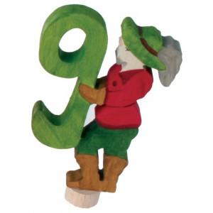 GRIMM´S Zahlenstecker Märchen 9