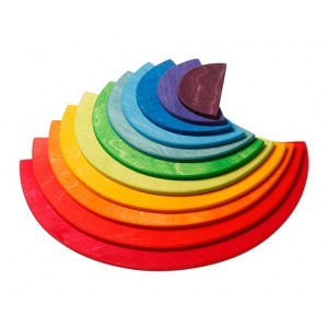 GRIMM´S Große Regenbogen Halbkreise