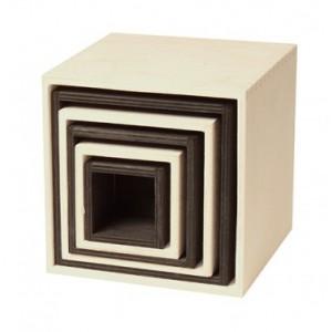 GRIMM´S Großer Kistensatz monochrom