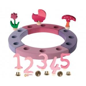 GRIMM´S Geburtstagsdeko Kleiner Ring, Lollipop