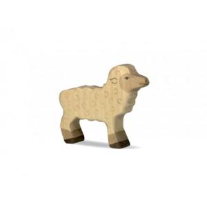 HOLZTIGER Lamm stehend