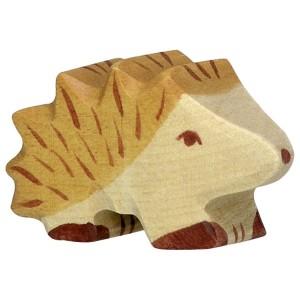 Holztiger Kleiner Igel - Holzspielzeug Profi