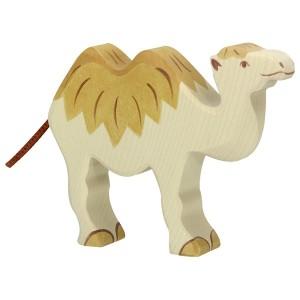 Holztiger Kamel - Holzspielzeug Profi