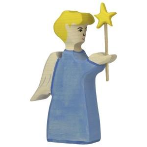 HOLZTIGER Kleiner Engel mit Stern