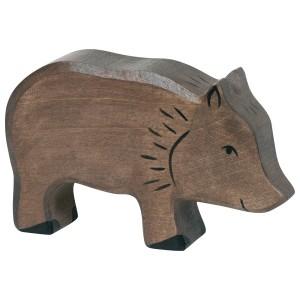 HOLZTIGER Wildschwein