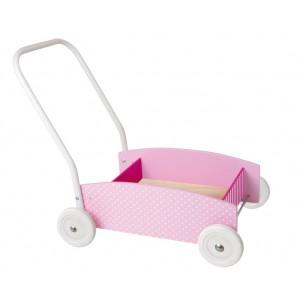 JaBaDaBaDo Lauflernwagen rosa