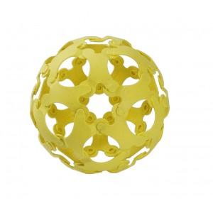 TicToys binabo gelb: Ball aus 36 Chips - Holzspielzeug Profi