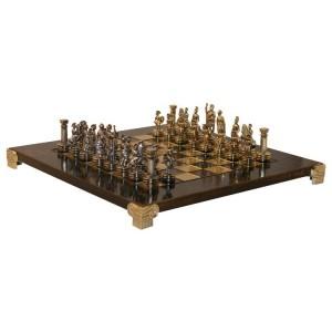 Übergames Schach Griechen & Römer