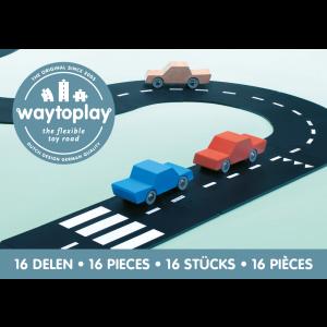 waytoplay Schnellstraße (16 Teile)