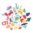 ABC Lernfiguren von GRIMM´S - Holzspielzeug Profi