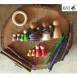 Grapat Nins® Familie- Holzspielzeug Profi