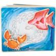 Holzbilderbuch Unterwasserwelt von small foot: Rückseite mit Klett - Holzspielzeug Profi