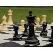 Übergames Schach Set 20 cm mit Spielfeld: Details  - Holzspielzeug Profi