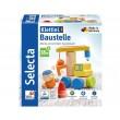 Selecta Klettini® Baustelle: Verpackung - Holzspielzeug Profi