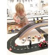 waytoplay kombiniert mit Wobbel Board - Holzspielzeug Profi